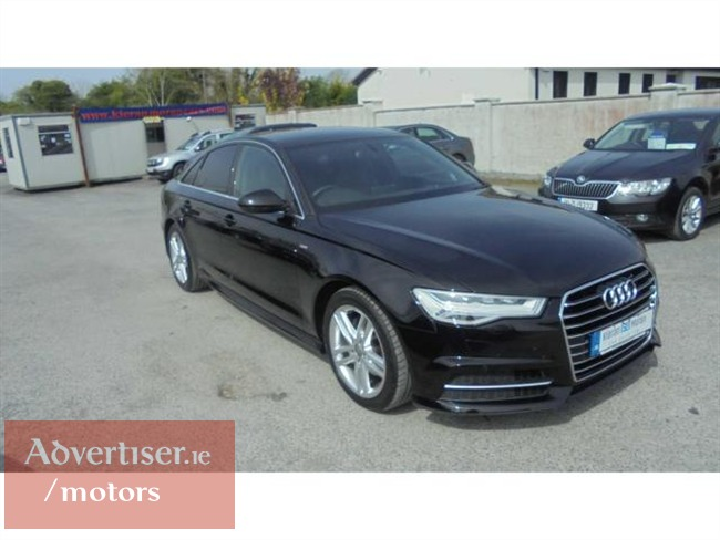 2016 AUDI A6 2 0 TDI ULTRA S LINE 190PS Â'¬111 54 PER WEEK